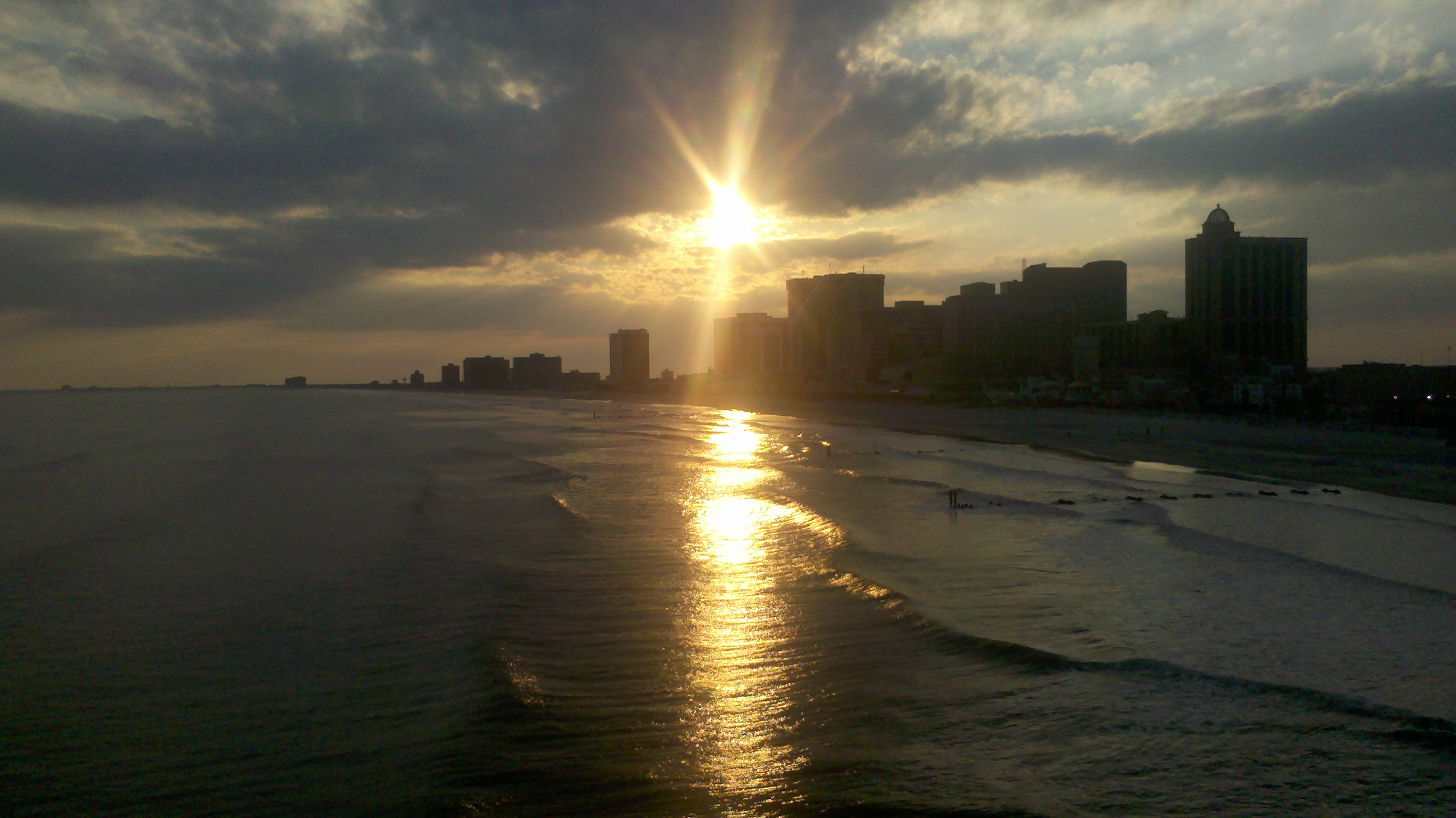 Atlantic City Beach Image