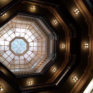 JHU Hospital Dome Image
