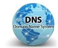 DNS Globe Image