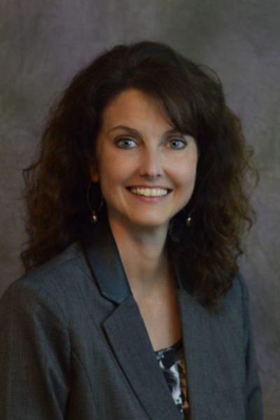 Brunette Portrait Image