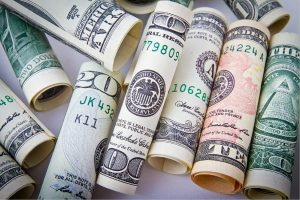 US Currency Rolls Image